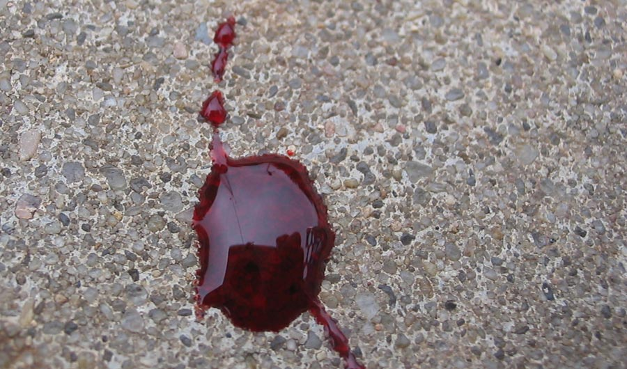 How Fake Blood Is Made To Look So Real