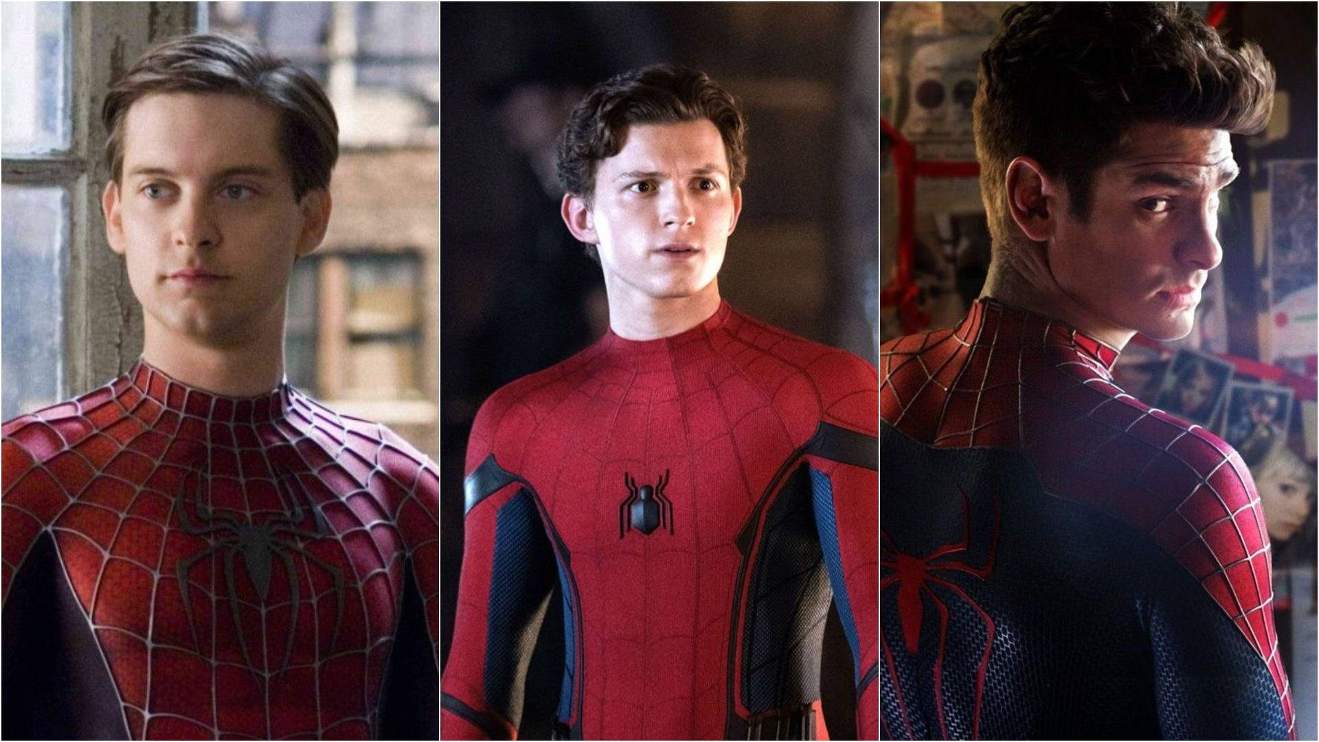 Spider Man 3 Sony Responds To Reports Tobey Maguire And Andrew Garfield Could Return Gamesradar