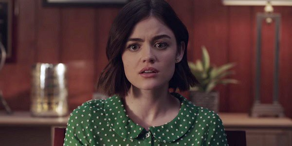 Stella Lucy Hale Life Sentence The CW