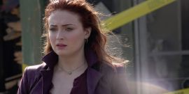 The Gruesome Injury Sophie Turner's Stunt Double Suffered During Dark Phoenix