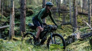 Proving that ultra racing and bikepacking isn't just safe for women, it's a lot of fun too