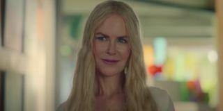 Masha (Nicole Kidman) smiles on Nine Perfect Strangers (2021)