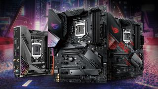 Asus Z390 motherboards