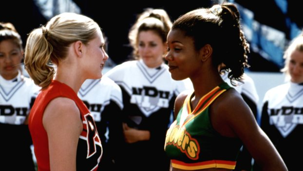 Bring It On Kirsten Dunst Gabrielle Union face off
