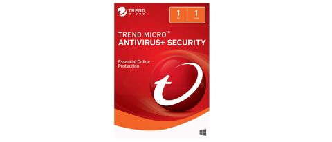 Trend Micro Antivirus Plus Security review