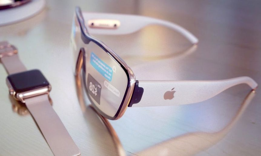 Apple AR Glasses Evidence Found In iOS Code