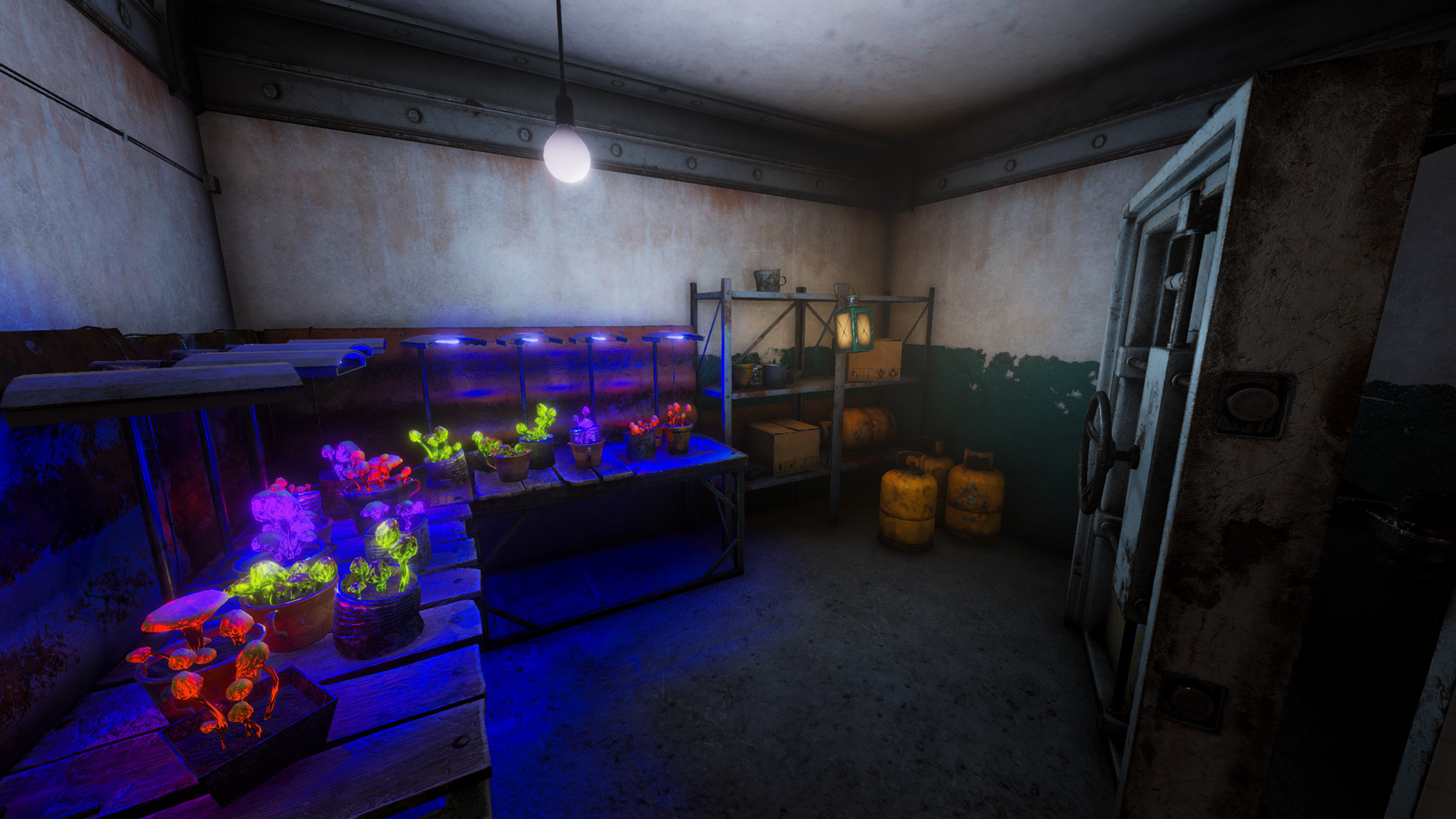 There's going to be a post-apocalyptic DLC for Cooking Simulator