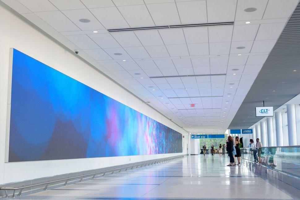 NanoLumens, Cenero to Host Webinar on Charlotte Douglas International Airport Installation