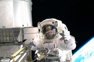 Astronauts Gear Up for Third Spacewalk