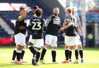 Preston North End v Derby County – Sky Bet Championship – Deepdale