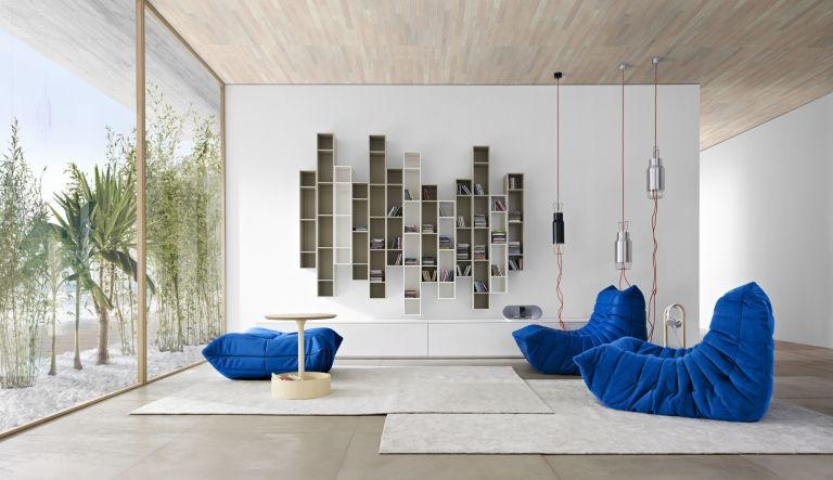 Oversized furniture trend