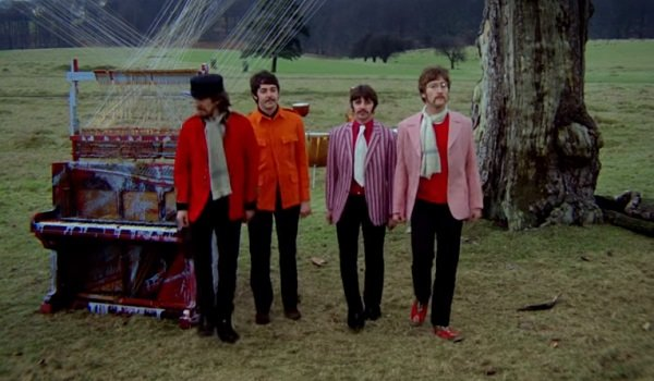 """The Beatles """"Strawberry Fields"""""""