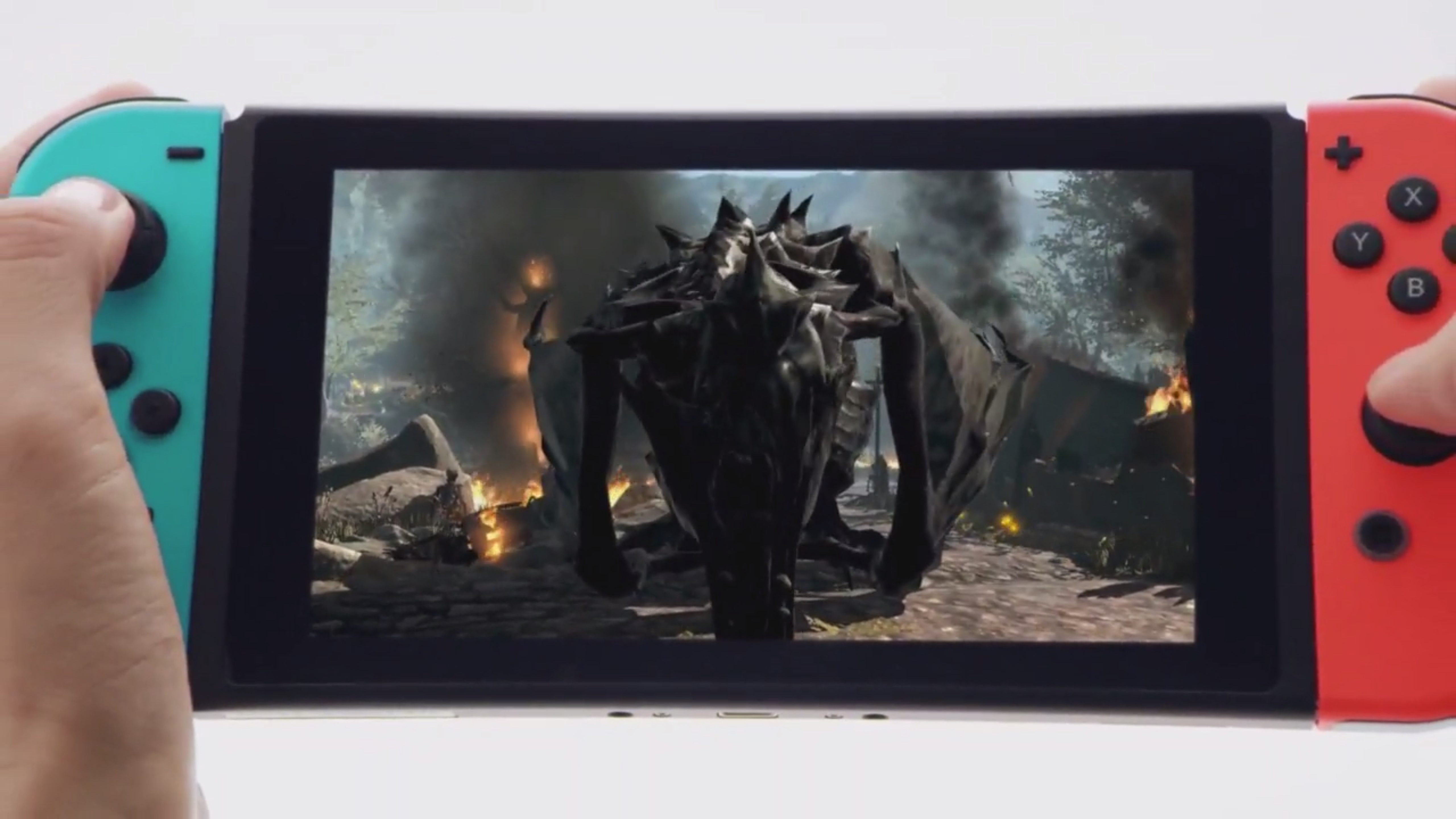 Nintendo Switch is getting The Elder Scrolls: Blades, and it's going