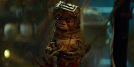 Star Wars Puppeteer Reveals Surprising Influences For Babu Frik