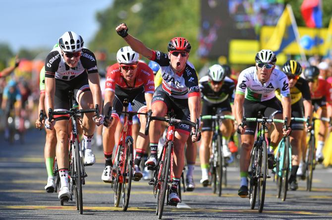 Sacha Modolo wins stage 2 of the Tour de Pologne