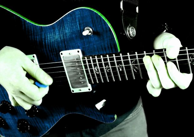 A Guide to Low-Down Sweep Picking Blues