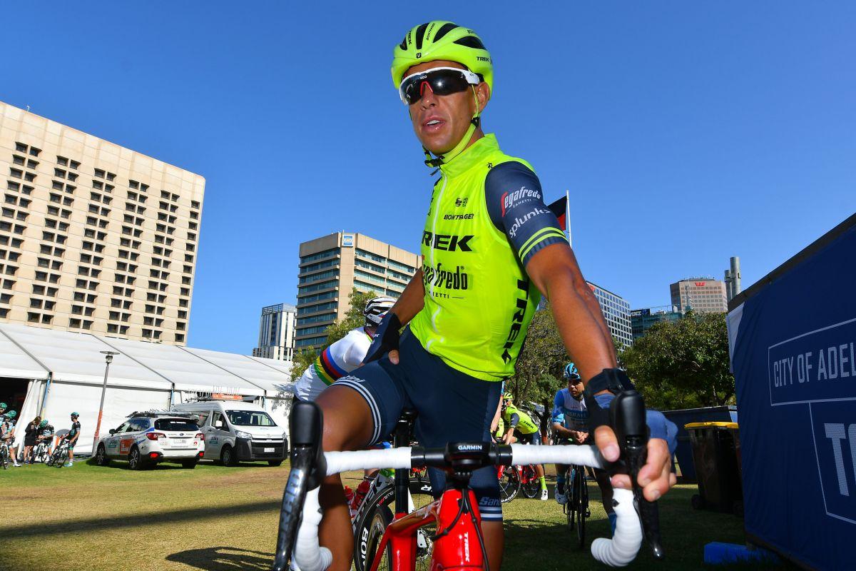 Richie Porte takes aim at 'climber-friendly' Tour Down Under
