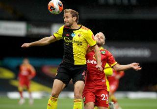 Watford v Norwich City – Premier League – Vicarage Road