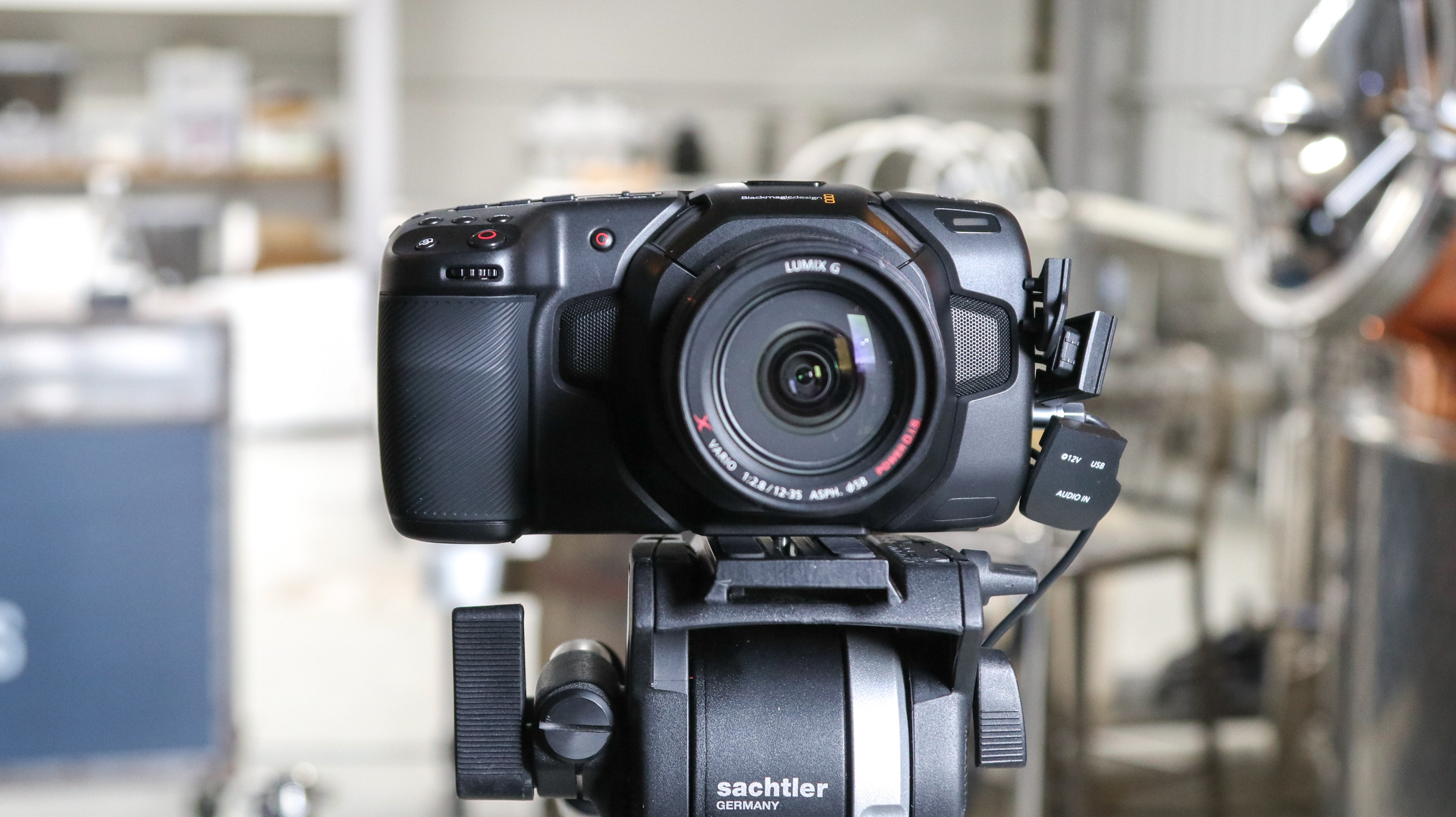Blackmagic Pocket Cinema Camera 4k Review Techradar