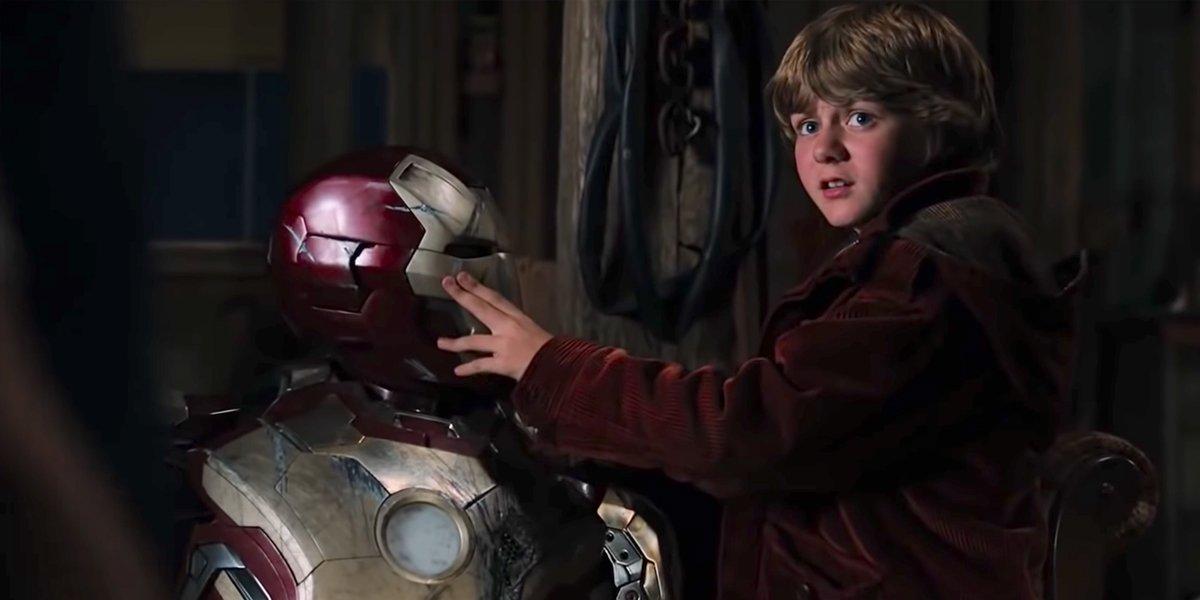 Iron Man 3 Ty Simpkins