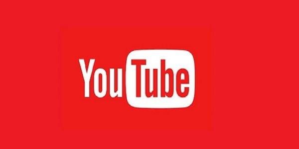 The YouTube logo.