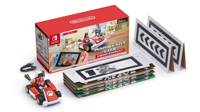 Best Toys 2020 Mario Kart Live Home Circuit