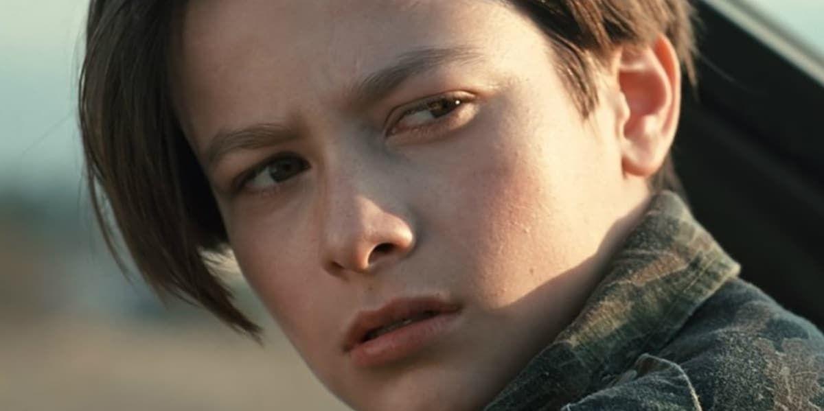 Edward Furlong in Terminator 2: Judgment Day