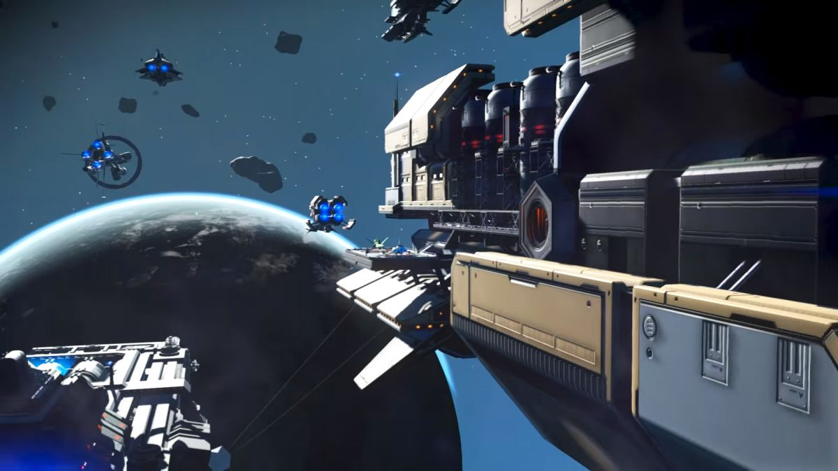 Two years later, the hype for No Man's Sky is back