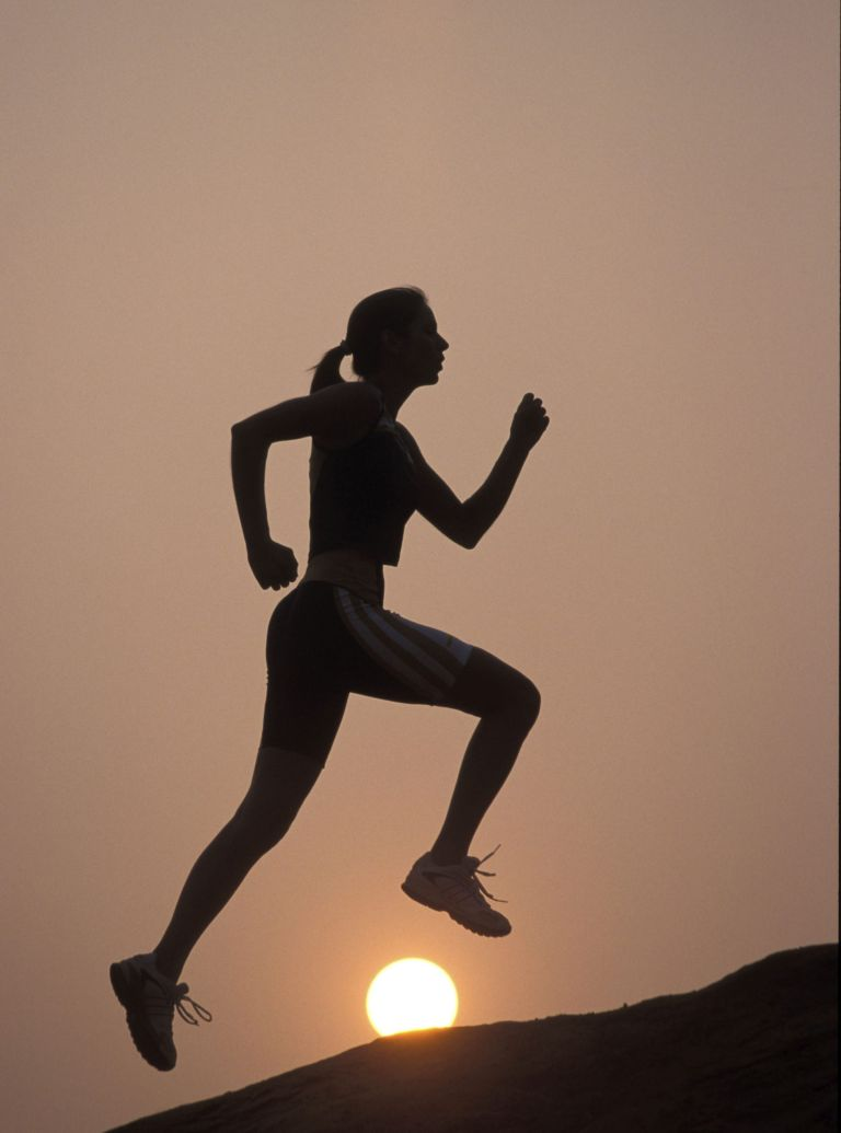 one workout change_diet and wellbeing_woman and home