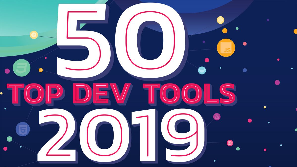50 awesome new tools for developers in 2019