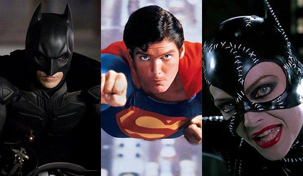 Batman, Superman and Catwoman