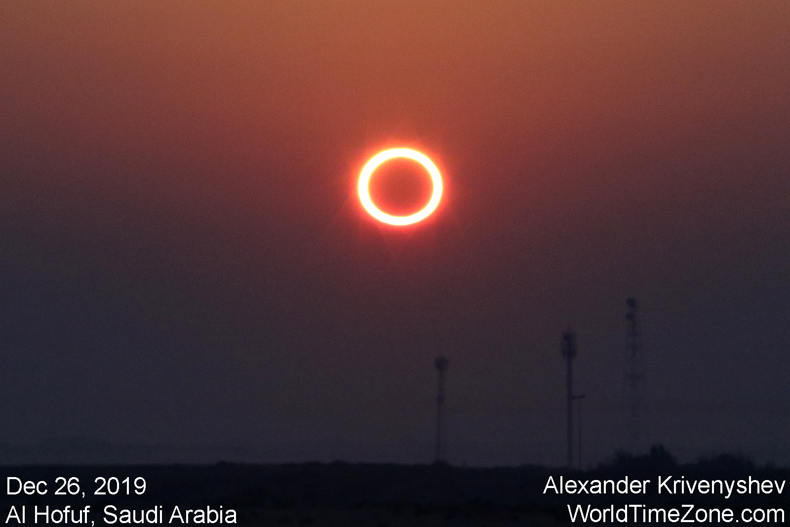 Ring Of Fire Solar Eclipse Thrills Skywatchers Around The World And In Space Too Space