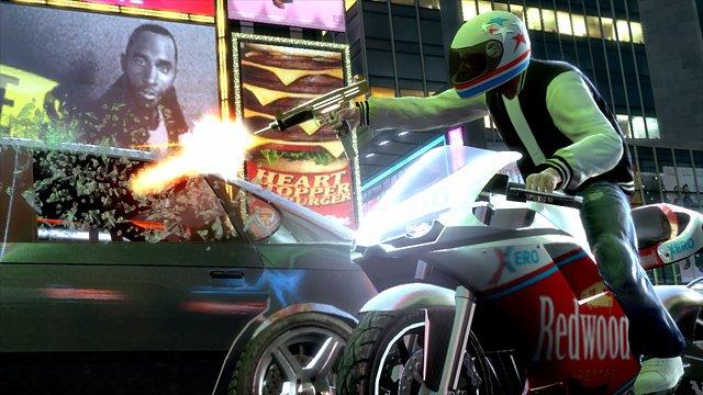 Grand Theft Auto: Ballad Of Gay Tony Full Weapons List, Screenshots #9642