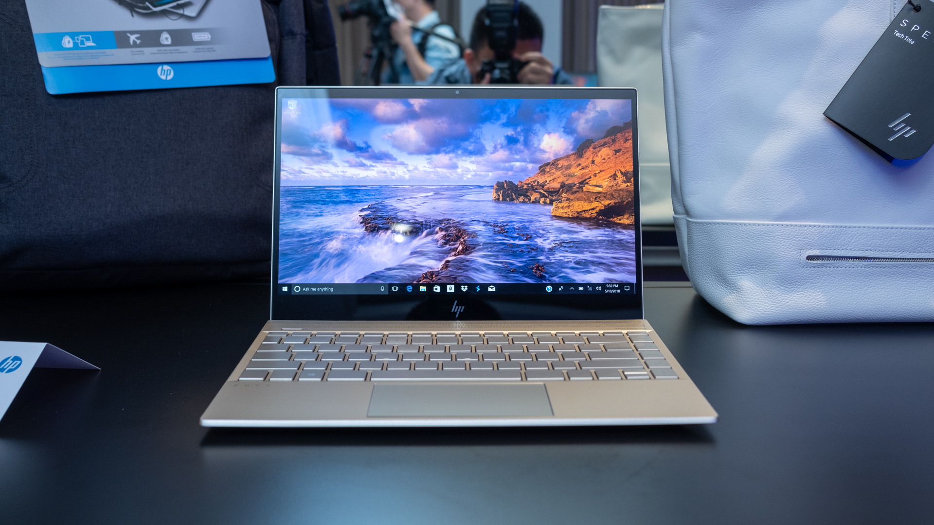 Hands on: HP Envy 13 (2018) review | TechRadar