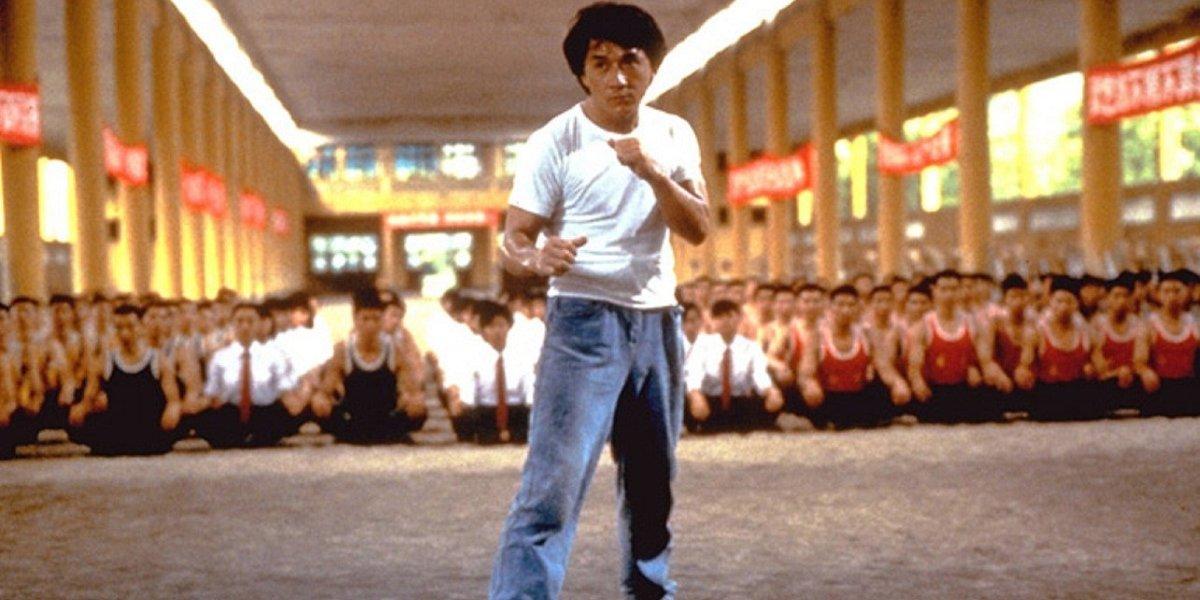 Jackie Chan in Supercop