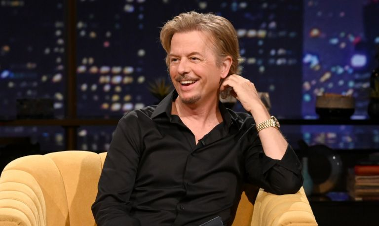 """David Spade hosts the first taping of Comedy Central's """"Lights Out With David Spade,"""" New Late-Night Series Premieres Monday, July 29 At 11:30 P.M. ET/PT July 29, 2019 in Los Angeles, California."""
