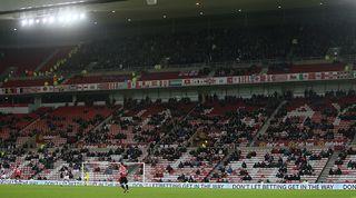 Stadium of Light empty
