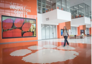 Planar is first Sustaining Innovation Partner at Clemson Watt Center