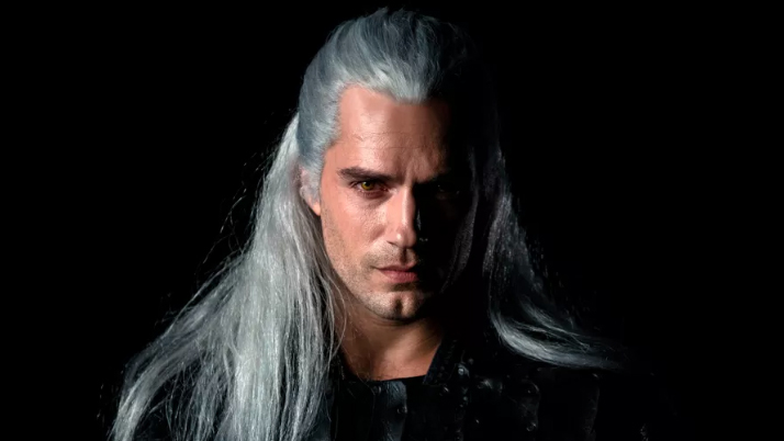 Henry Cavill as The Witcher' s Geralt