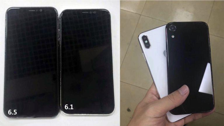 2018 iPhones leak