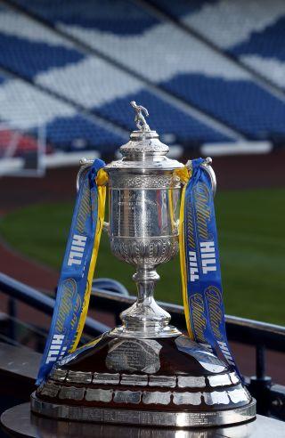 Soccer – William Hill Scottish Cup Fourth Round Draw – Hampden Park