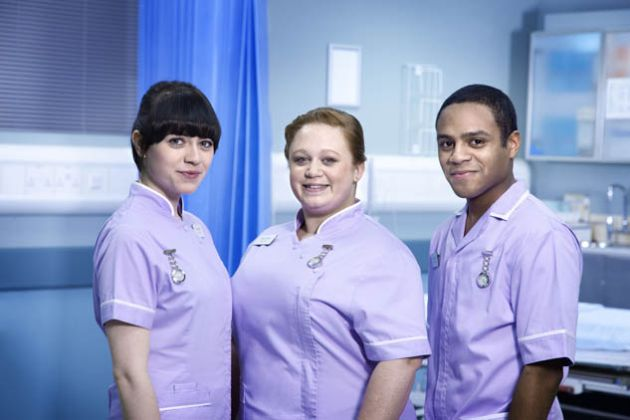 casualty set for intake of new nurses news casualty what s on tv