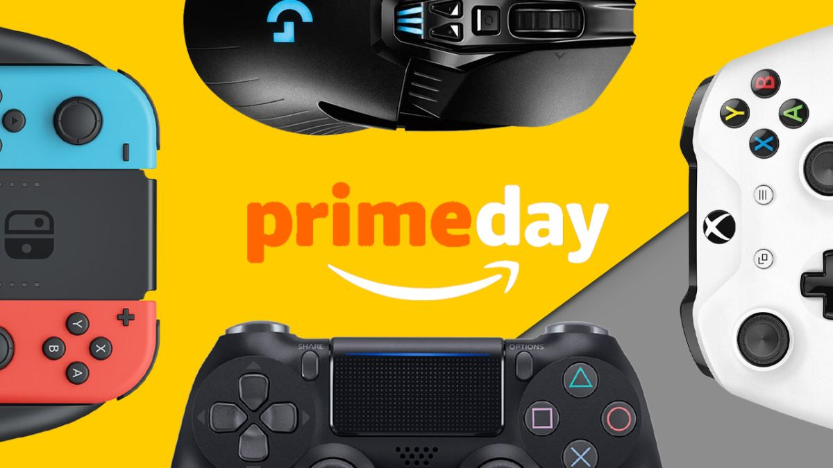 Amazon Prime Day gaming deals 2020