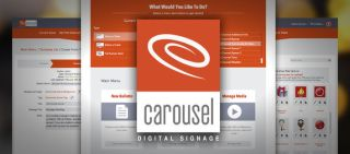 Tightrope Carousel 7.0 Digital Signage Content Management