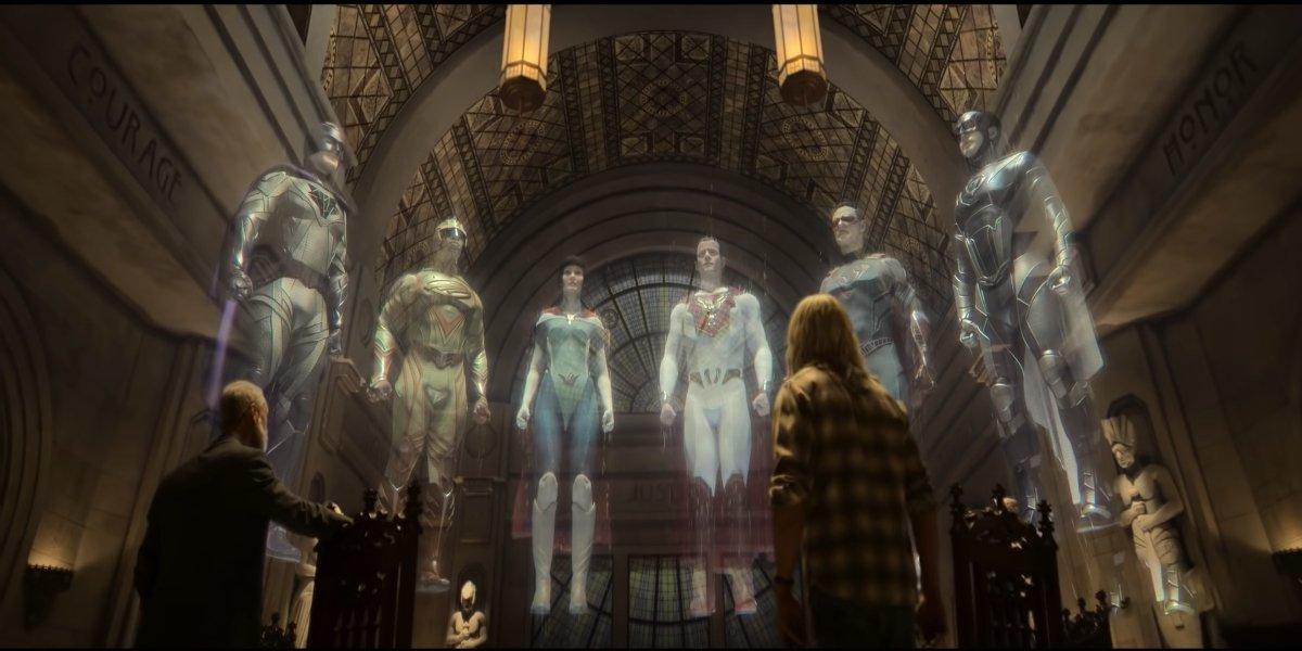 Jupiter's Legacy screenshot