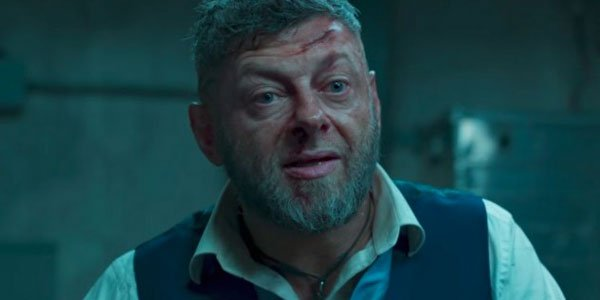 Andy Serkis in Black Panther 2018