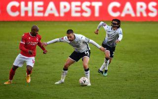 Swansea City v Nottingham Forest – Emirates FA Cup – Fourth Round – Liberty Stadium