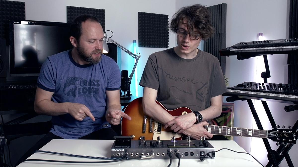Hands-on demo: Mooer GE300 | MusicRadar