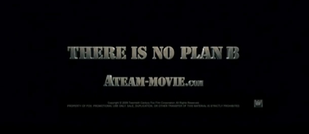 The A-Team Trailer In HD With Screencaps #2252