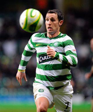 Soccer – Clydesdale Bank Scottish Premier League – Celtic v St Mirren – Celtic Park
